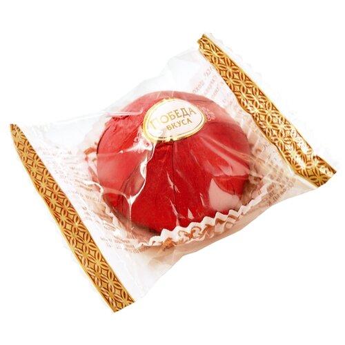 Конфеты Победа вкуса Трюфели с марципаном, коробка 1500 г