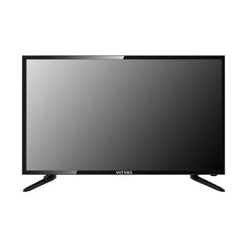 Фото - Телевизор Витязь 32LH0201 31.5 (2019) черный телевизор витязь 32lh1201 32 2019