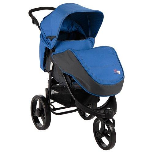 Купить Прогулочная коляска Mobility One P5870 Express синий/принт флот, Коляски