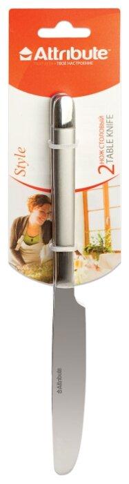 Attribute Набор столовых ножей Style 2 предмета