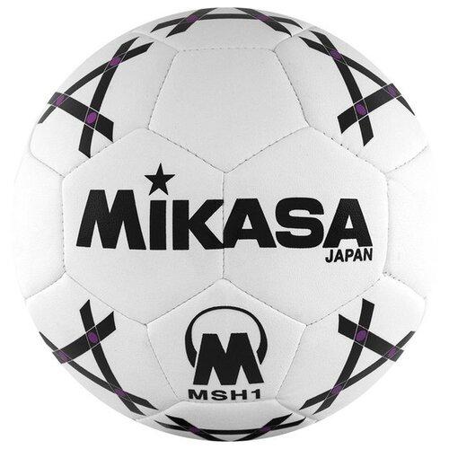 Мяч для гандбола Mikasa MSH 1 (ручная сшивка) белый