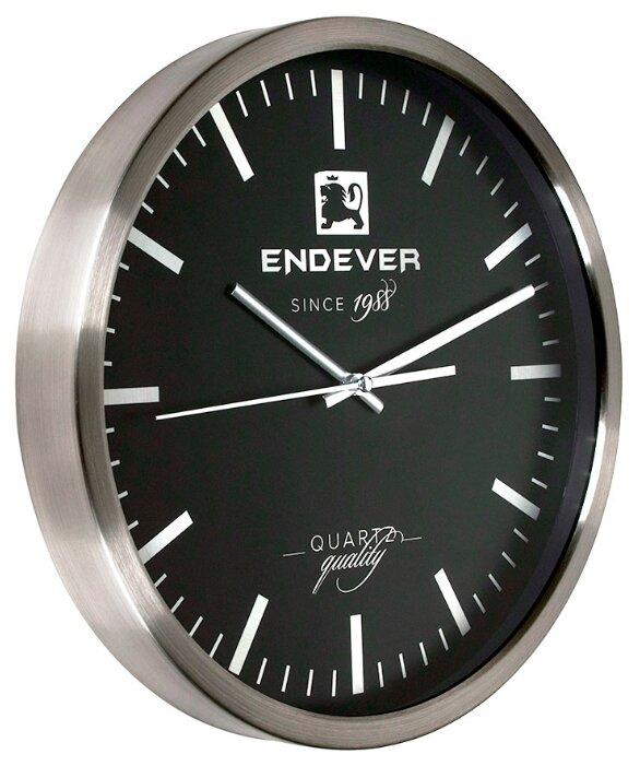 Часы настенные кварцевые ENDEVER RealTime-110