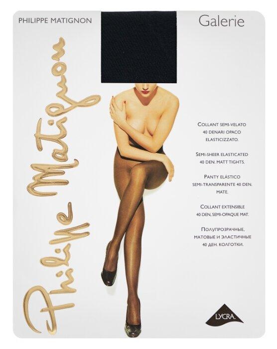 Колготки Philippe Matignon Galerie 40 den