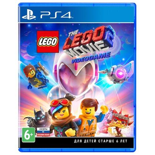 Игра для PlayStation 4 The Lego Movie 2 Videogame