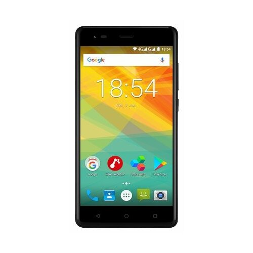 Смартфон Prestigio Grace R5 LTE черный смартфон