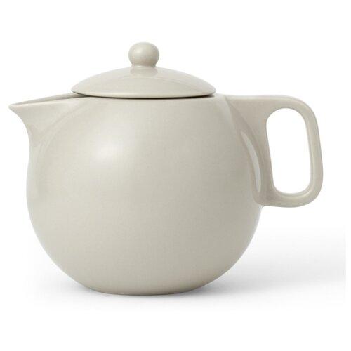 VIVA Scandinavia Заварочный чайник с ситечком Jaimi V76002/V76039/V76041/V76063 900 мл, бежевый