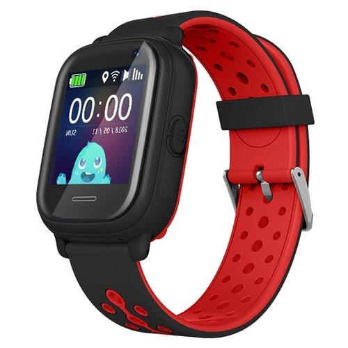 Фото - Детские умные часы c GPS Smart Baby Watch KT04 черный детские умные часы smart baby watch fa27t черный