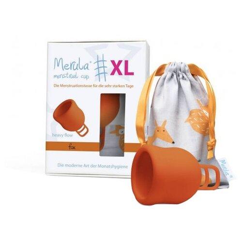 Merula чаша менструальная XL оранжевый XL