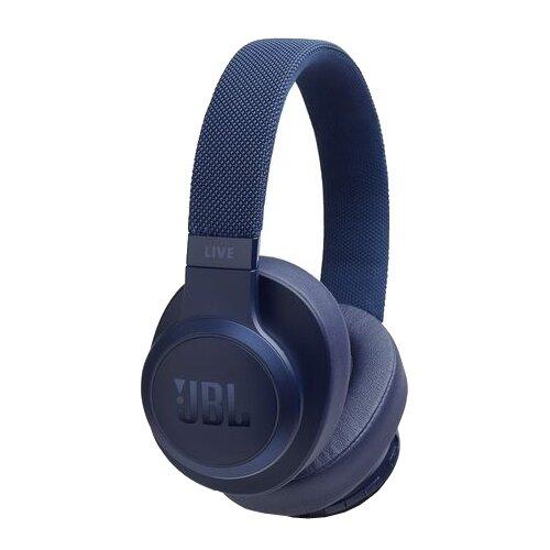 Купить Наушники JBL Live 500BT blue