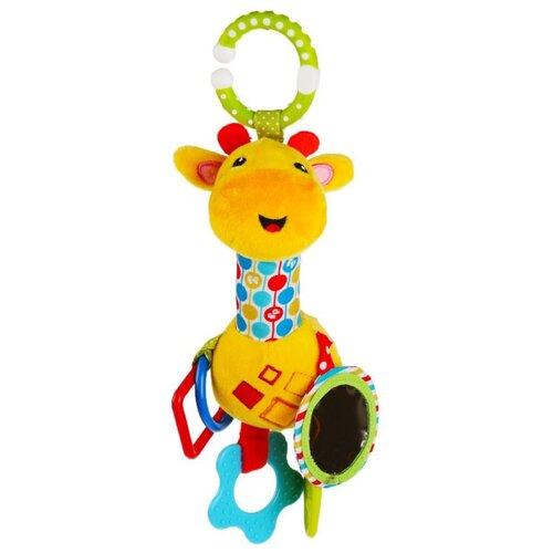 Фото - Подвесная игрушка Fisher-Price Жираф (GH73152) оранжевый/зеленый развивающие коврики fisher price жираф