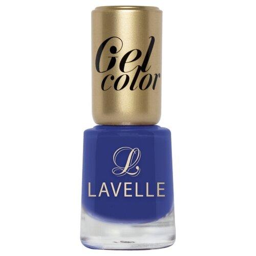 Лак Lavelle Gel Color 12 мл. 008 сине-фиолетовыйЛак для ногтей<br>