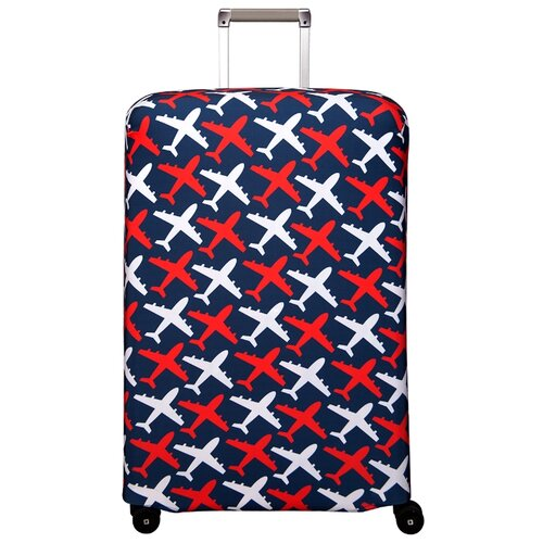 Чехол для чемодана ROUTEMARK Avion SP240 L/XL, разноцветныйЧемоданы<br>