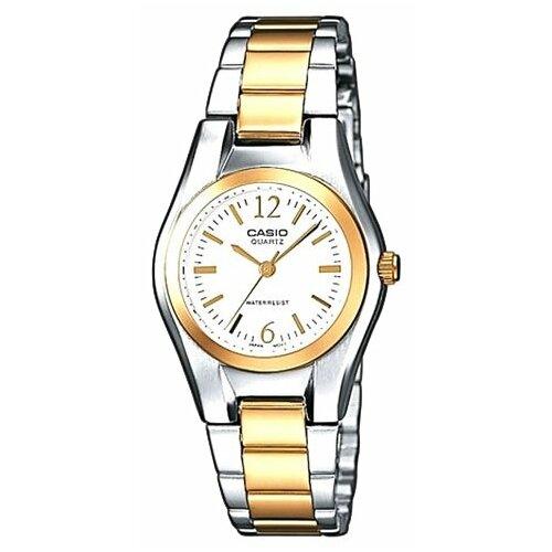 Наручные часы CASIO LTP-1280PSG-7A наручные часы casio ltp 1358rg 7a