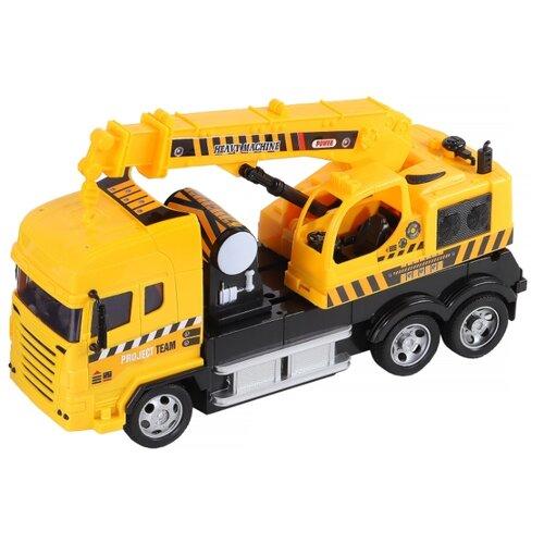 Автокран SY Toys JB1167834 желтый boss sy 300