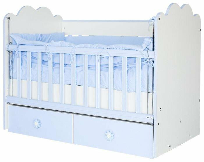 Кроватка Chipolino Ava