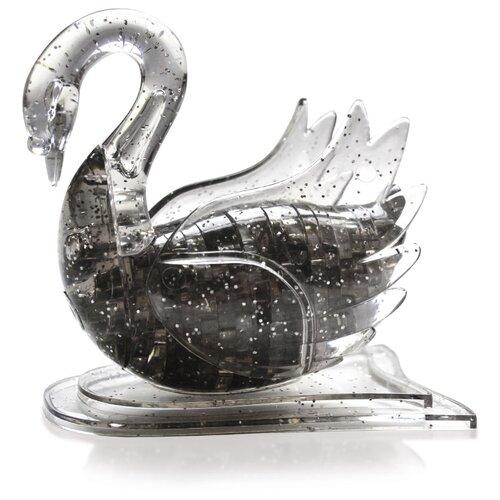 Лебедь со светом черный, Hobby Day, Головоломки  - купить со скидкой
