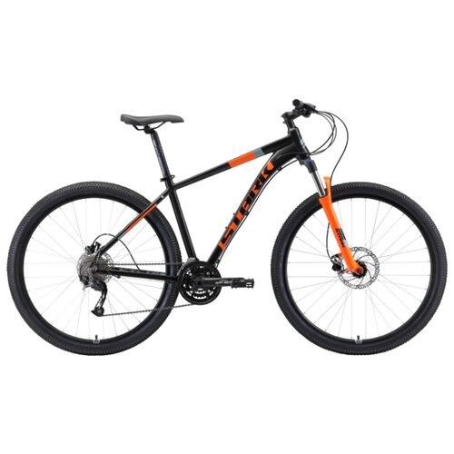 Горный (MTB) велосипед STARK Router 29.4 HD (2019) черный/оранжевый/серый 20