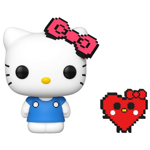 Фото - Фигурки Funko POP! Hello Kitty: Hello Kitty (с сердечком) 43464 пижама hello kitty 2015