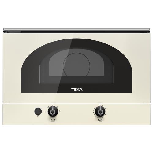 Микроволновая печь встраиваемая TEKA MWR 22 BI VNS SILVER