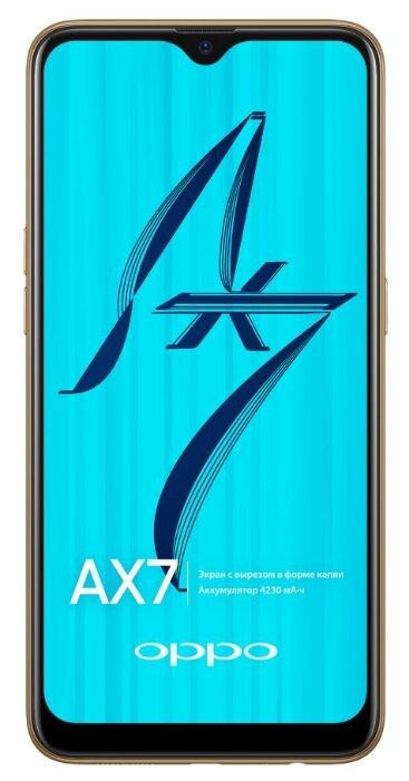 Смартфон OPPO AX7 3/64GB — купить по выгодной цене на Яндекс.Маркете