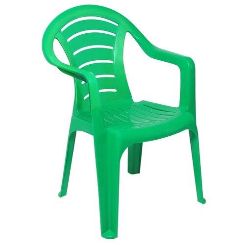 Кресло Туба-Дуба пластиковое зеленый