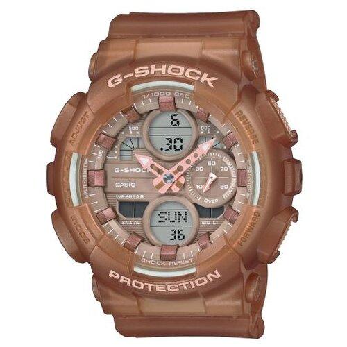 Наручные часы CASIO GMA-S140NC-5A2 наручные часы casio gma s140nc 5a1