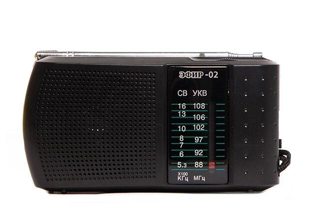 Радиоприемник ЭФИР 02 — купить по выгодной цене на Яндекс.Маркете