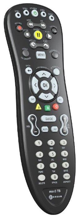 Купить Пульт универсальный MXV3 TB для TV приставок Beeline,Cisco,Tatung,Motorola черный по низкой цене с доставкой из Яндекс.Маркета