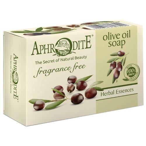 Мыло кусковое Aphrodite натуральное Оливковое 100 гМыло<br>