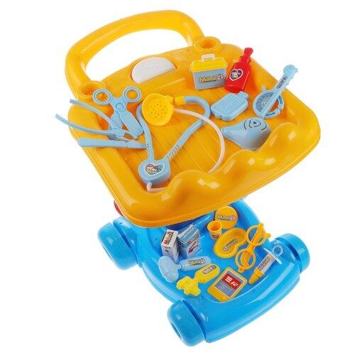 Набор доктора Наша игрушка 36778-33 игрушка chuc юла