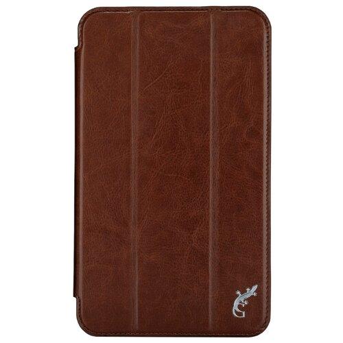 Чехол G-Case Slim Premium для Samsung Galaxy Tab A 7.0 коричневый