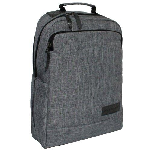 Купить Рюкзак RISE м-360-3-1 серый