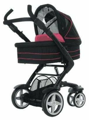 Универсальная коляска Jetem 3-Tec (2 в 1)