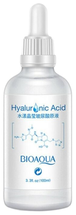 BioAqua Hyaluronic Acid Увлажняющая эссенция для лица