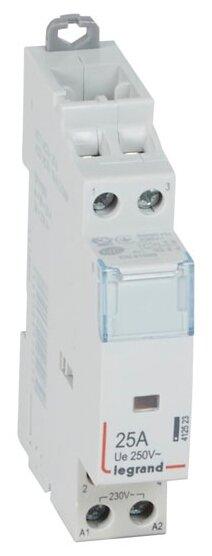 Модульный контактор Legrand 412523 25А
