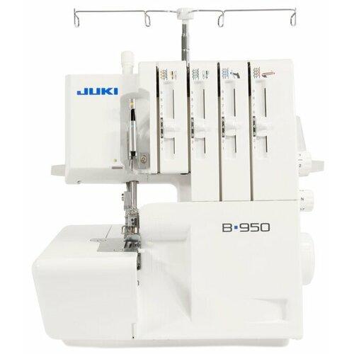Оверлок Juki B-950 белый