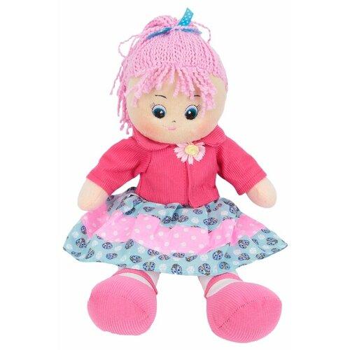 Купить Мягкая игрушка Gulliver Кукла Земляничка 30 см, Мягкие игрушки