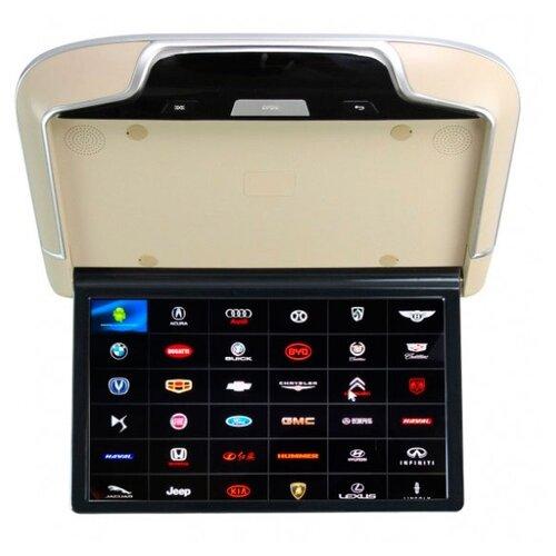 Купить Автомобильный монитор Ergo ER13AND бежевый