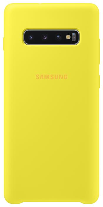 Клип-кейс Samsung Для Galaxy S10 Plus TPU EF-PG975TNEGRU Navy