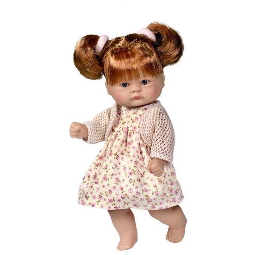 Кукла ASI Пупсик, 20 см, 114010 asi классическая кукла asi пепа в клетчатом пальто 60 см