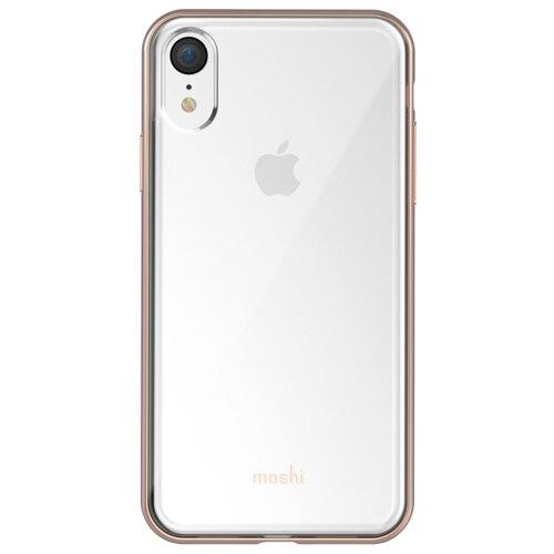 Чехол Moshi Vitros для Apple iPhone Xr золотой