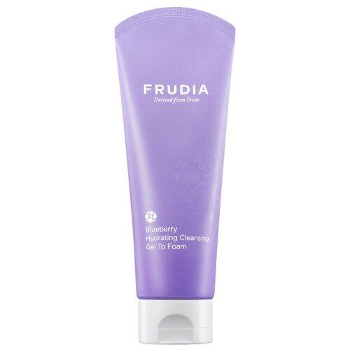 Frudia гель-пенка для умывания увлажняющая с экстрактом черники, 195 мл гель для ежедневного умывания cleanmat 225 мл premium home work