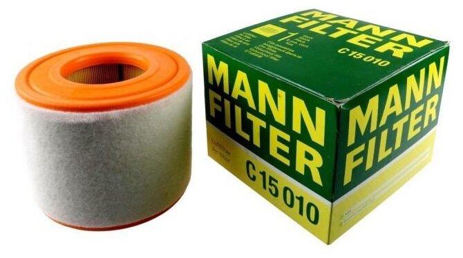 Цилиндрический фильтр MANNFILTER C15010