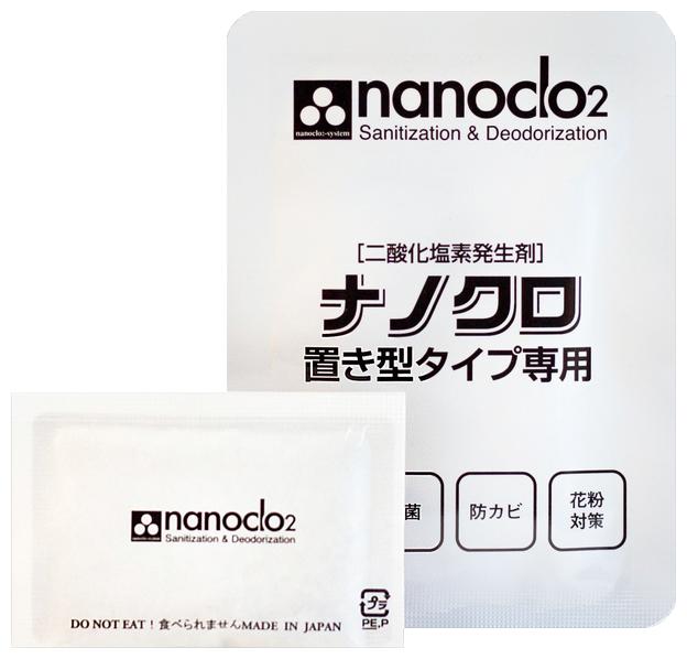 Nanoclo2 Сменная карта для индивидуальных блокаторов вирусов второго поколения