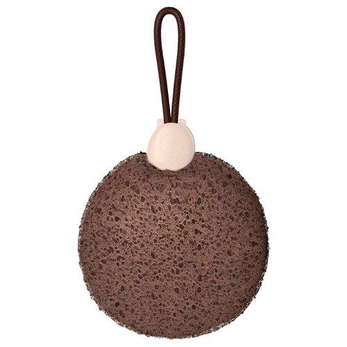 Губка Foamie Mocca Peel коричневая
