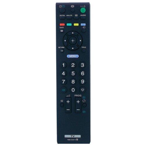 Фото - Пульт ДУ Huayu RM-ED014 для телевизоров Sony KDL-32L4000/KDL-26L4000/KDL-19L400 черный пульт ду huayu rm 836c для для телевизоров philips rc1205b 30063555 rc0770 rc19036002 rc19036001 rc19042001 серый