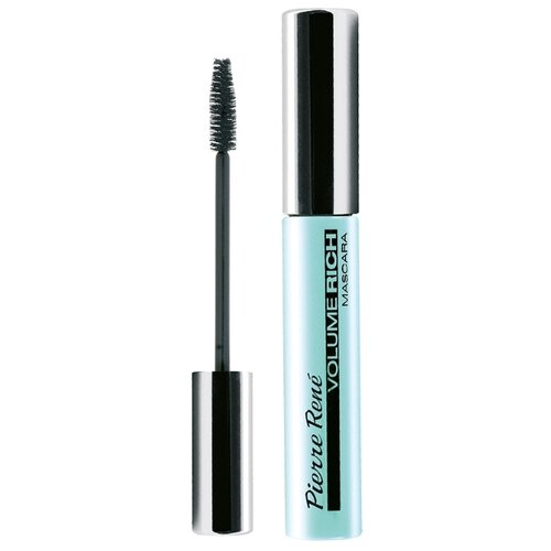 Pierre Rene Тушь для ресниц Volume Rich Mascara, 04, Navy Blue