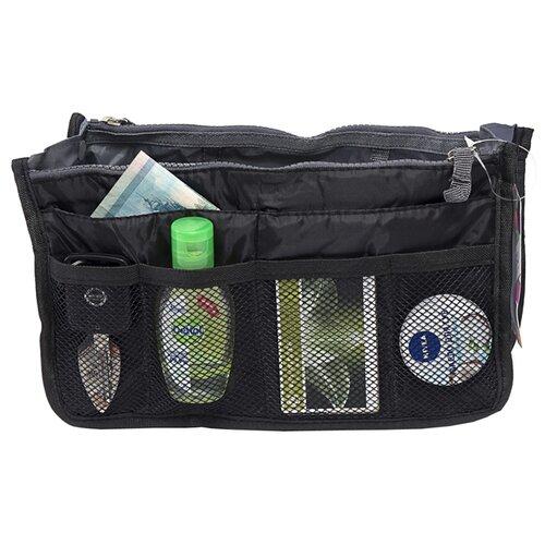 Органайзер для сумки HOMSU Chelsy, черный органайзер для сумки homsu цвет черный 28 x 8 x 16 см