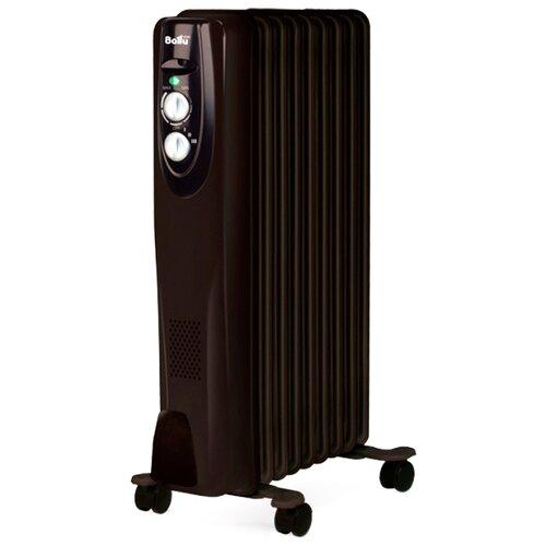 Масляный радиатор Ballu Classic BOH/CL-09 черный