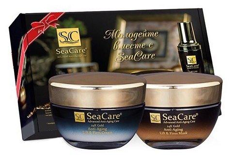 Набор SeaCare 24K Gold №1